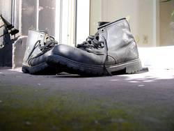 Stefans Schuhe