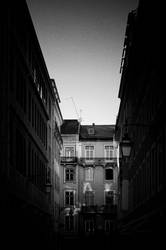 Häuserschlucht