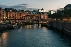 Brückentag: Hamburg