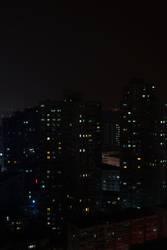 nachts in Nanjing