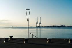 Hafen in Aarhus