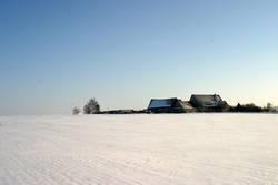 LPG im Schnee