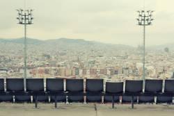 watching barcelona