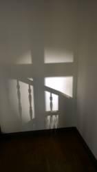 halbe Treppe