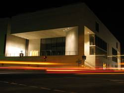 Museum by night