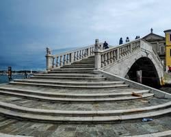 Ponte di Vigo am Canal Vena in Chioggia, Neuzeit II