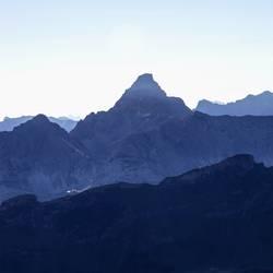 Total Blau - Trettachspitze