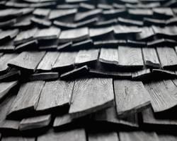 Alte Häuser - Jungsteinzeit Dach