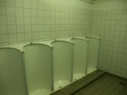 Schwimmbad WC