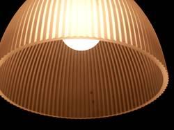 Lampe benutzt