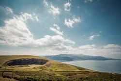 Himmel Wasser Berge Wales
