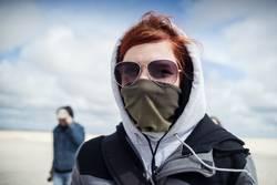 Rømø | gegen den Wind