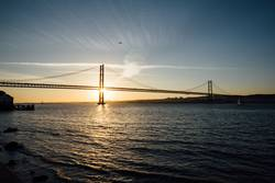 Brücke überm Tejo