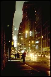 Streets of SoHo, Manhattan, New York, N.Y.