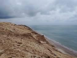 Viel Sand am Meer