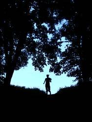 Schattentänzerin