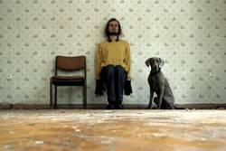 der stuhl / der herr / der hund. [weimar 09]