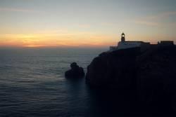 last sunset.
