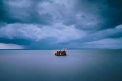 Offshore-Erdölförderung