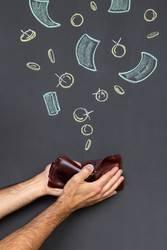 Geld verdienen mit einem Portemonnaie