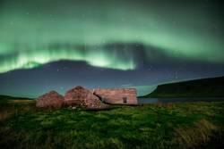 Nordlich in Island