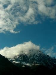 Über den Berg