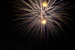 Feuerwerk III