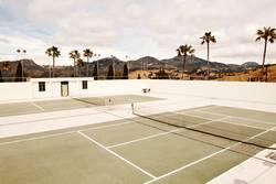 Wanna play tennis?