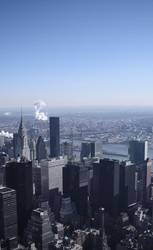 Manhattan North East View