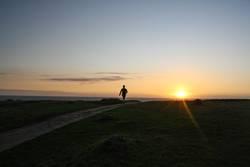 running for dusk