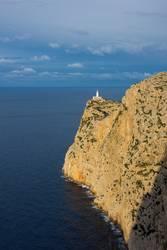 Ostküste von Mallorca mit Blick Richtung Cap Formentor
