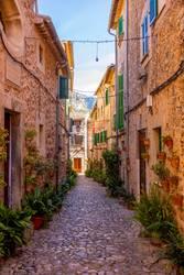Valldemossa, Mallorca, Spanien