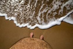 Der Bauch und das Meer
