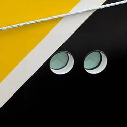 schwarz zu gelb