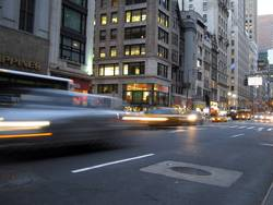 5th Avenue Traffic