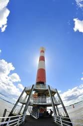 Raketenabflugstation