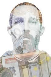 Man and money