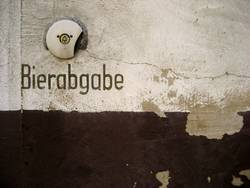 Bierabgabe