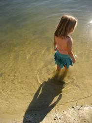 Ich und der See