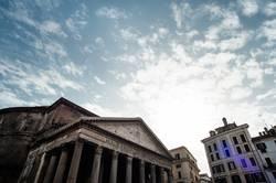When in Rome: Hoch hinaus