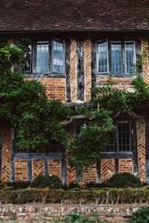 Alte Hausfront