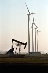 Erdöl kontra Windkraft