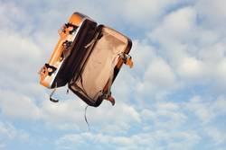 Der fliegende Koffer