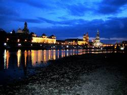 Mittsommer in Dresden