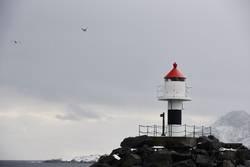 Leuchturm auf den Lofoten
