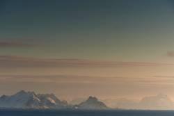 Am Morgen auf den Lofoten
