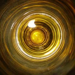 zu tief ins bierglas geblickt