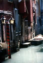 Venedigs Seitenstraßen