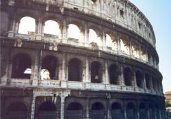 Rom 2002 Kolosseum
