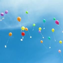 keine neunundneunzig Luftballons....